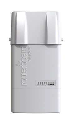 Vanjsko Kućište MIKROTIK BaseBox 5 RB912UAG-5HPnD-OUT, 1xGigabit LAN, RouterOS L4, POE, PSU