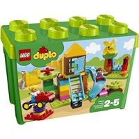 LEGO 10864, Duplo, Large Playground Brick Box, velika kutija s kockama