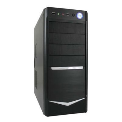 Računalo LINKS Xenon U15I / DualCore G4620, 4GB, SSD 240, DVDRW, HD Graphics, AV
