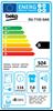 Sušilica rublja BEKO  DU7133GA0, kondenzacijska, 7kg,LCD, energetska klasa B