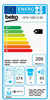 Sušilica rublja BEKO DPS7405GB5,toplinska pumpa,7kg,energetska klasa A++
