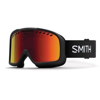 Skijaške naočale SMITH Project, crne
