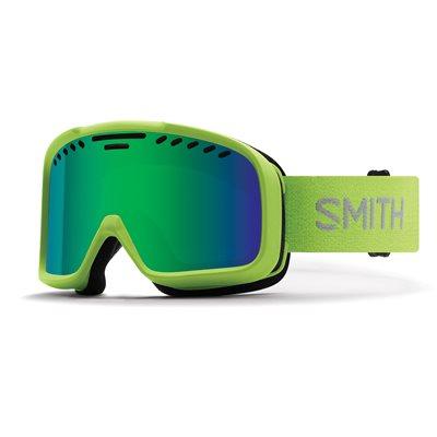 Skijaške naočale SMITH Project, zelene