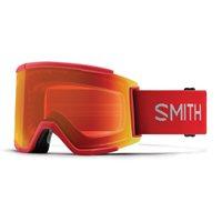 Skijaške naočale SMITH Squad XL, narančasto/crvene