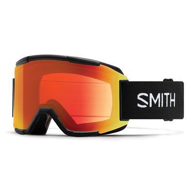 Skijaške naočale SMITH Squad, narančasto/crne