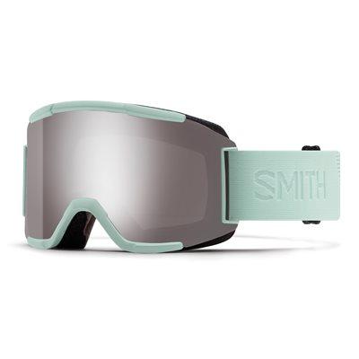 Skijaške naočale SMITH Squad, sivo/tirkizne
