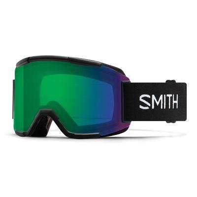 Skijaške naočale SMITH Squad, zeleno/crne