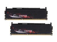 Memorija PC-14900, 16 GB, G.SKILL Sniper series, F3-1866C10D-16GSR, DDR3 1866MHz, kit 2x8GB