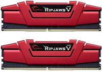 Memorija PC-24000, 8 GB, G.SKILL Ripjaws V series, F4-3000C15D-8GVRB, DDR4 3000MHz, kit 2x4GB