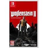 Igra za NINTENDO Switch, Wolfenstein II The New Colossus