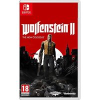 Igra za NINTENDO Switch, Wolfenstein II The New Colossus