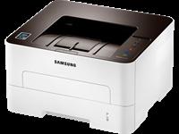 Printer SAMSUNG SL-M2835DW, laser, 4800dpi, 128Mb, Wi-Fi, USB, LAN