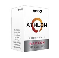 Procesor AMD Athlon 200GE BOX, AM4, 3.20GHz, 4MB cache, GPU Vega 3, Dual Core