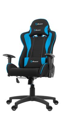 Gaming stolica AROZZI Mezzo V2, tkanina, crno-plava