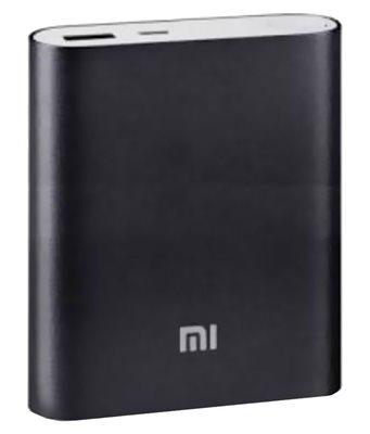 Mobilni USB punjač XIAOMI Mi PowerBank, 10000 mAh, crni