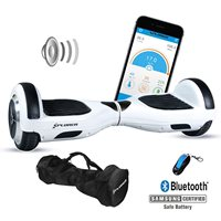 Hoverboard XPLORER City 6˝ bijela