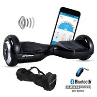 Hoverboard XPLORER City 6˝ crni,