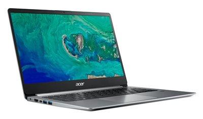 "Prijenosno računalo ACER Swift 1 NX.GXUEX.008 / Pentium N5000, 4GB, 128GB SSD, HD Graphics, 14"" IPS FHD, Linux, sivo"