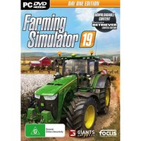 Igra za SONY PlayStation 4, Farming Simulator 19 D1 Edition