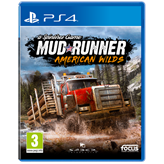 Igra za SONY PlayStation 4, Spintires: MudRunner - American Wilds Edition