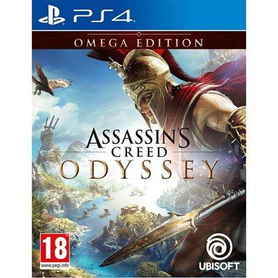 Igra za SONY Playstation 4, Assassin's Creed Odyssey Omega Deluxe Edition