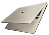 "Prijenosno računalo ASUS S410UA-BV996T-4 / Core i3 7020U, 4GB, 128GB SSD, HD Graphics, 14"" HD, Windows 10S, zlatno"
