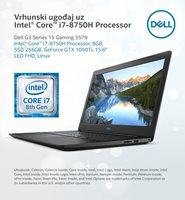 Picture of Opustite se uz Inspiron G3 i vrhunski Intel® Core™ i7 8750H Processor
