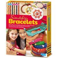 Kreativni set 4M, Friendship Bracelets, set za narukvice prijateljstva