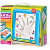 Kreativni set 4M, Thinking Kits, Little Handprint, set za izradu otiska ruke