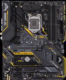 Matična ploča ASUS TUF Z390-PLUS-Gaming Wi-Fi, Intel Z390, DDR4, ATX, s. 1151 – za 8/9Gen  procesora