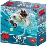 Slagalica HOWARD ROBINSON, Super 3D Puzzle, Pas Daisy, 150 komada