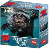 Slagalica HOWARD ROBINSON, Super 3D Puzzle, Pas Duchess, 150 komada