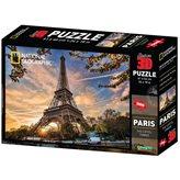 Slagalica NATIONAL GEOGRAPHIC, Super 3D Puzzle, Pariz, 500 komada