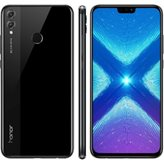 "Smartphone HUAWEI Honor 8X DS, 6.5"", 4GB, 64GB, Android 8.1, crni"