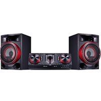 Mini audio sustav velike snage LG CJ87, Karaoke, 2350W