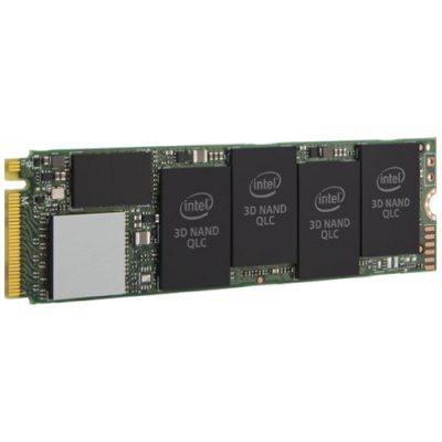 SSD 1000.0 GB INTEL Series 660p SSDPEKNW010T8X1, M.2, 2280, 1800/1800 MB/s