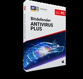 BITDEFENDER Antivirus Plus 2019, godišnja pretplata za 1 korisnika, retail