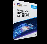 BITDEFENDER Internet Security 2019, godišnja pretplata za 1 korisnika, retail
