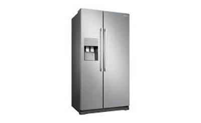 Hladnjak Samsung  RS50N3513SA/EO, energetska klasa A+, + Tefal KO260130 kuhalo