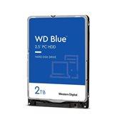 """Tvrdi disk 2000.0 GB WESTERN DIGITAL Blue, WD20SPZX, SATA3, 128MB cache, 5400okr./min, 2.5"""", za Notebook"""