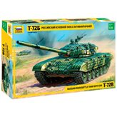 Maketa ZVEZDA, Russian Main Battle Tank T-72B, 1:35