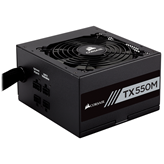 Napajanje 550W CORSAIR TX550M Series, CP-9020133-EU, ATX v2.4, 120mm vent., 80+ Gold, modularno