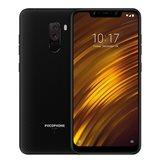 "Smartphone XIAOMI Pocophone F1, 6.18"", 6GB, 128GB, Android 8.1, Armored edition, sivi"