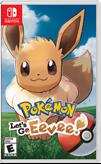 Igra za NINTENDO Switch, Pokemon Let's Go Eevee