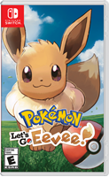 Igra za NINTENDO Switch, Pokemon Let's Go Eevee