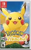 Igra za NINTENDO Switch, Pokemon Let's Go Pikachu