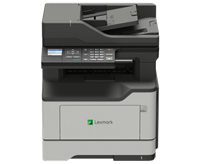 Printer LEXMARK MB2338adw, laserski, 1200 dpi, 1024 MB, Ethernet, Wireless, USB 2.0