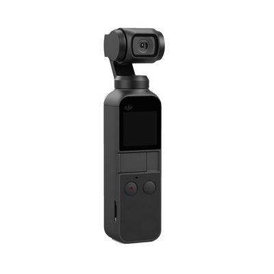 Gimbal stabilizator DJI Osmo Pocket, stabilizator za snimanje smartphoneom, crni