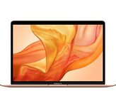 "Prijenosno računalo APPLE MacBook Air 13"" Retina mref2cr/a / DualCore i5 1.6GHz, 8GB, SSD 256 GB, HD Graphics, HR tipkovnica, zlatno"