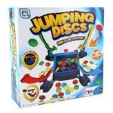 Društvena igra JUMPING DISCS, leteći diskovi